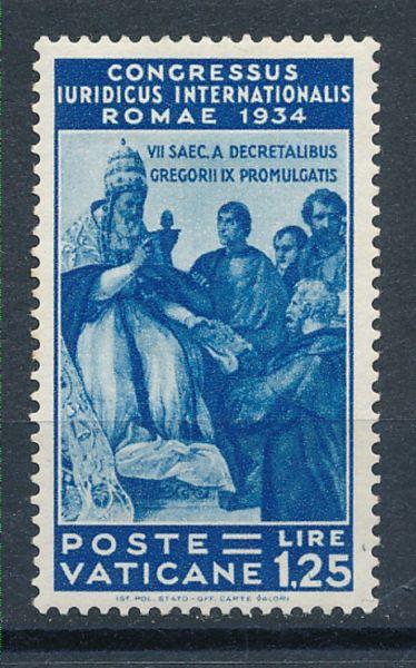 Vatikan Mi.Nr.50 * ungebraucht geprüft