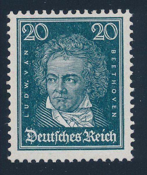 Deutsches Reich Mi.Nr. 392 ** postfrisch geprüft