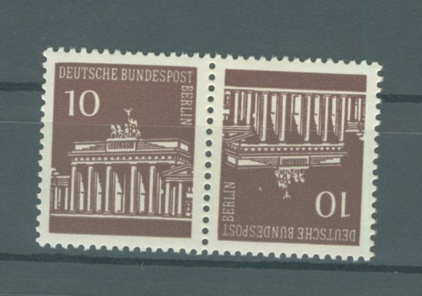 Berlin Mi.Nr.286 I ** postfrisch geprüft BPP
