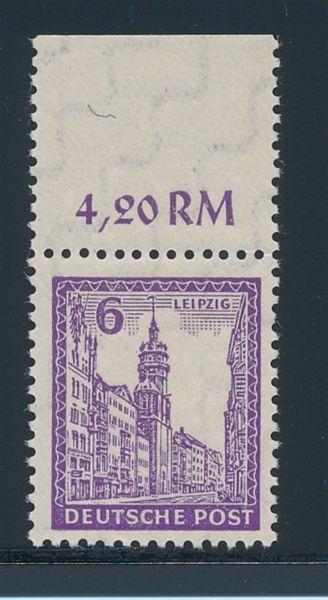 SBZ Mi.Nr.153 b X ** postfrisch Luxus Fotoattest BPP