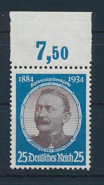Deutsches Reich Mi.Nr.543 ** postfrisch (120.-Euro)