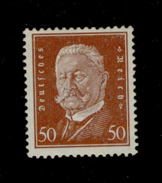 Deutsches Reich Mi.Nr.420 ** postfrisch geprüft