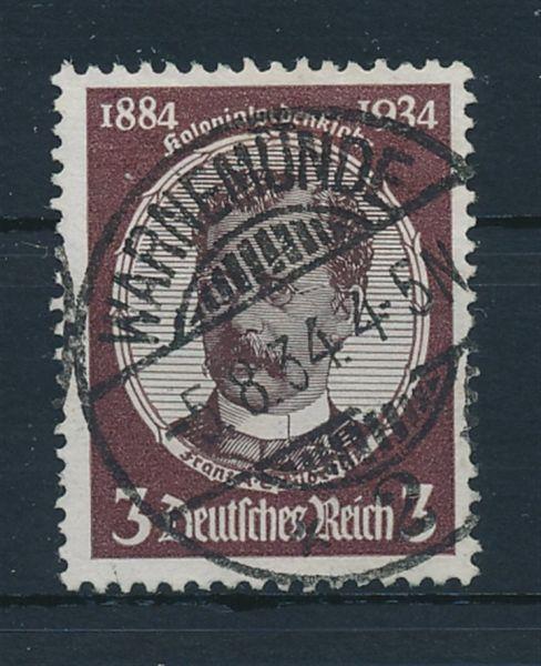 Deutsches Reich Mi.Nr.540yb gestempelt Lux Fotoatt.BPP