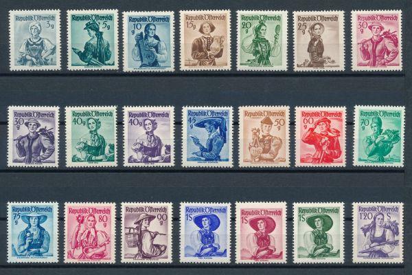 Österreich Mi.Nr.893-26 ** postfrisch