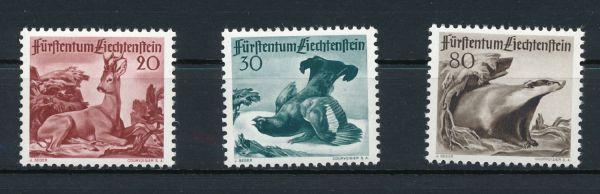 Liechtenstein Mi.Nr.285-87 ** postfrisch
