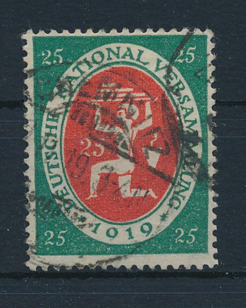 Deutsches Reich Mi.Nr.109 I gest. Luxus Fotobefund BPP