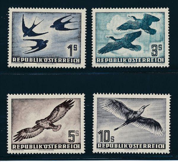 Österreich Mi.Nr. 984-87 ** postfrisch