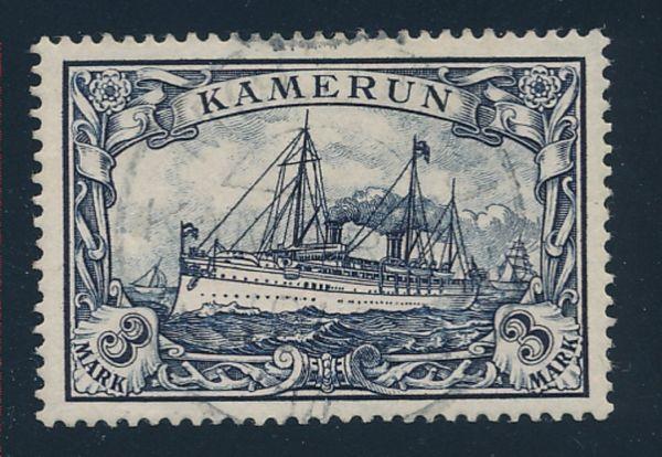 Kamerun Mi.Nr.18 gestempelt geprüft
