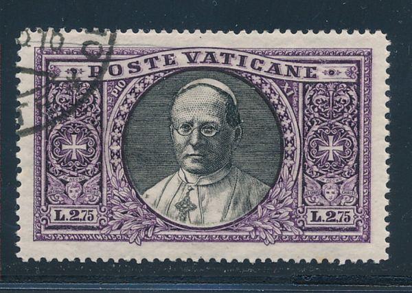 Vatikan Mi.Nr.33 gestempelt