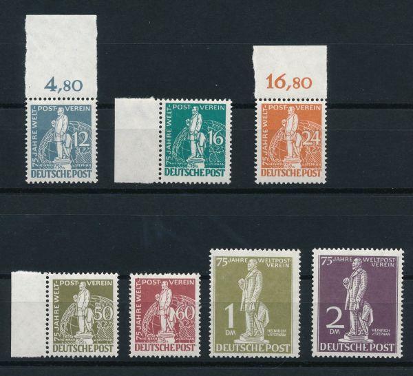 Berlin Mi.Nr.35-41 ** postfrisch geprüft
