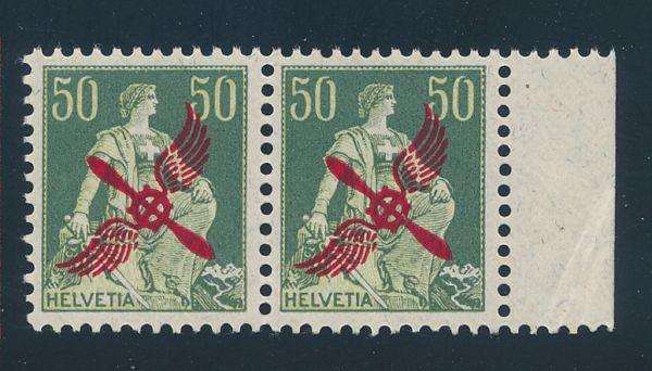 Schweiz Mi.Nr.145 im Paar ** postfrisch geprüft