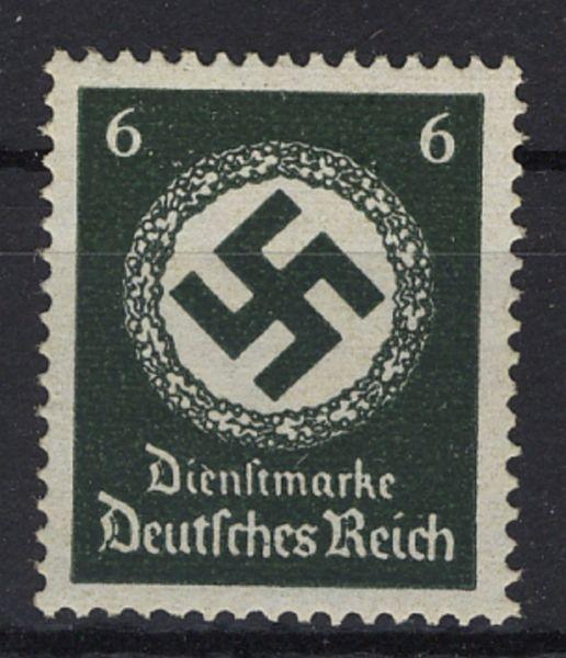 Deutsches Reich Dienst Mi.Nr.135y ** Fotobefund BPP