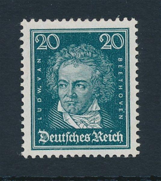 Deutsches Reich Mi.Nr.392 ** postfrisch (170.-Euro)