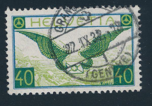 Schweiz Mi.Nr.234x gestempelt