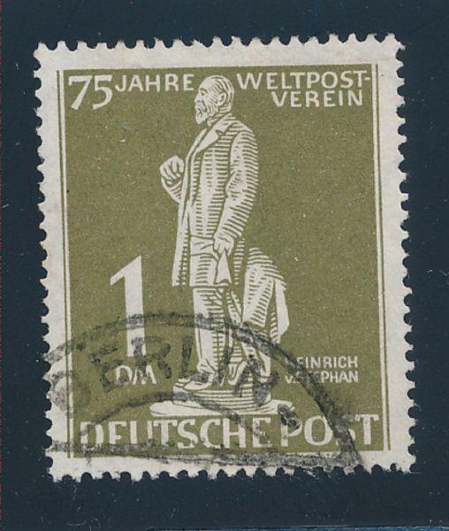 Berlin Mi.Nr.40 gestempelt