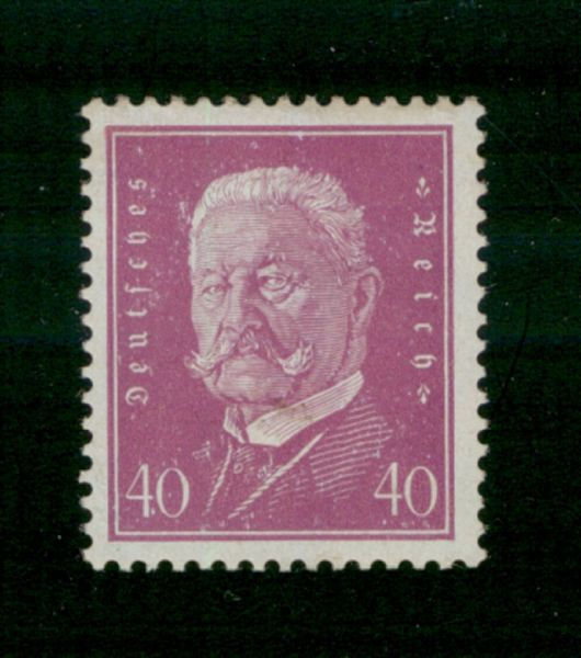 Deutsches Reich Mi.Nr.418 ** postfrisch geprüft