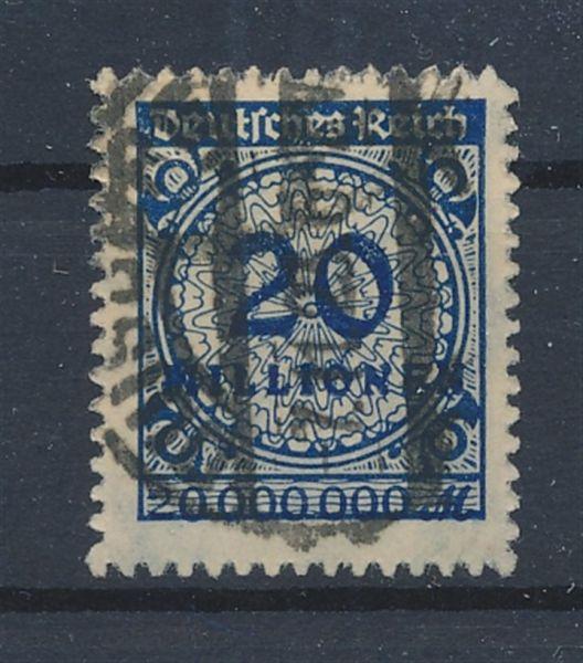 Deutsches Reich Mi.Nr.319 B gestemp.Lux Fotobefund BPP