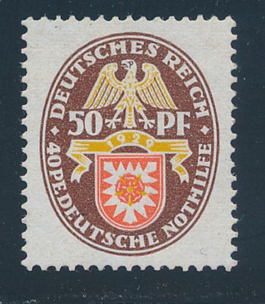 Deutsches Reich Mi.Nr.434 I ** postfrisch