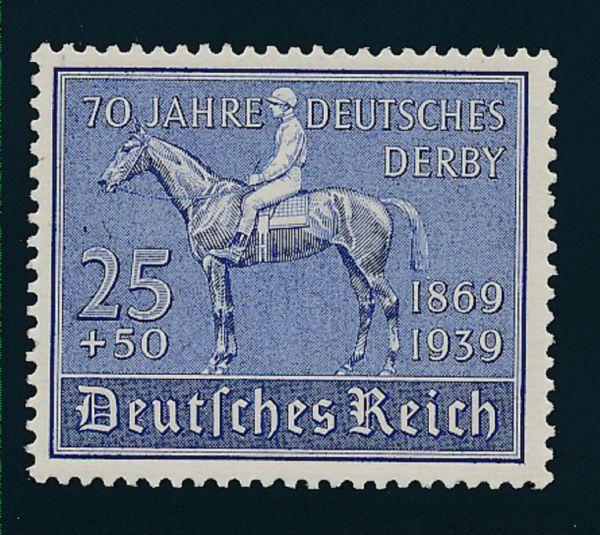 Deutsches Reich Mi.Nr.698 ** postfrisch geprüft