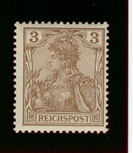 Deutsches Reich Mi.Nr.54 b ** postfrisch Lux FotoatBPP