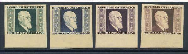 Österreich Mi.Nr.772-75 B ** postfrisch