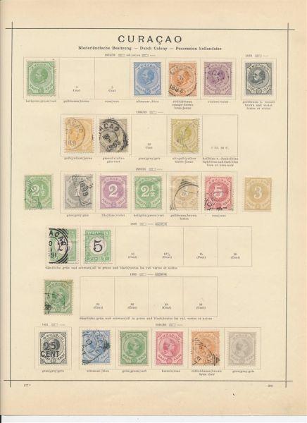 Curacao Klassik bis Semiklassik Interess. Sammlung