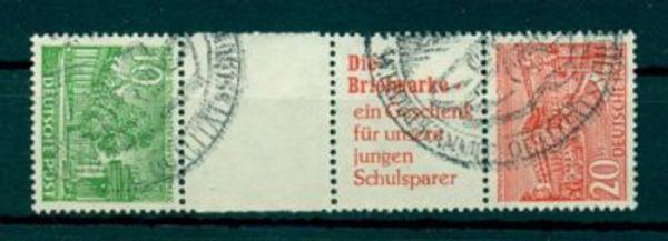 BERLIN SKZ 4 gestempelt Fotobefund BPP