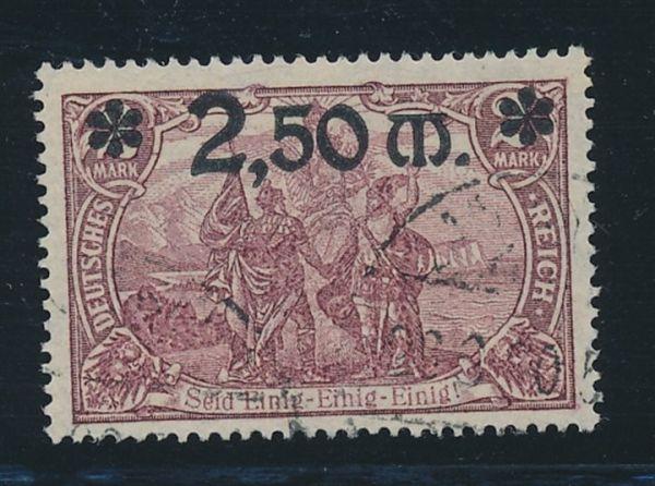 Deutsches Reich Mi.Nr.118c gestempelt Luxus FotoattBPP