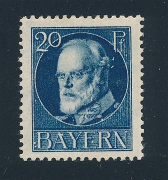 Bayern Mi.Nr.97 I b * Luxus Fotoattest Dr.Helbig BPP