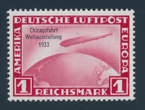 Deutsches Reich Mi.Nr.496 * ungebraucht Fotoattest BPP