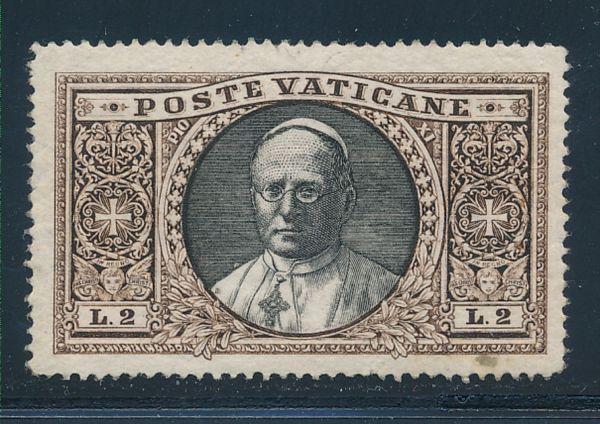 Vatikan Mi.Nr.32 * ungebraucht