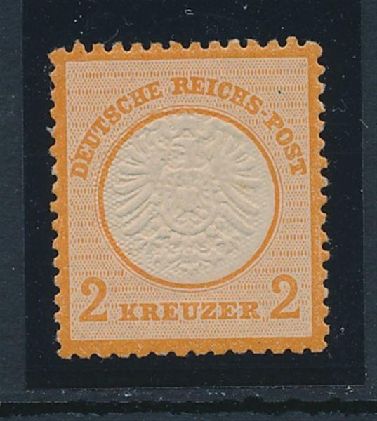 Deutsches Reich Mi.Nr.24 ** Luxus Fotoattest BPP
