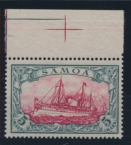 Samoa Mi.Nr.19 ** postfrisch Luxus Fotoattest BPP