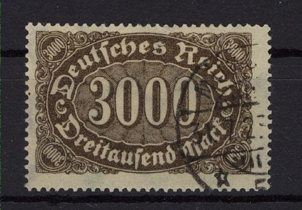 Deutsches Reich Mi.Nr. 254 d o geprüft