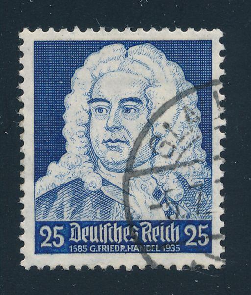 Deutsches Reich Mi.Nr.575 I gestempelt geprüft