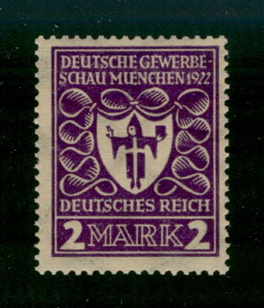 Deutsches Reich Mi.Nr.200 b ** postfrisch geprüft