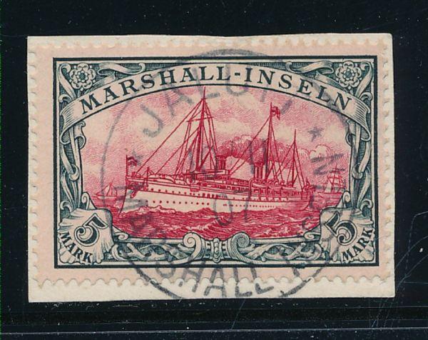 Marshall Inseln Mi.Nr.25 gestempelt Lux Fotoattest BPP