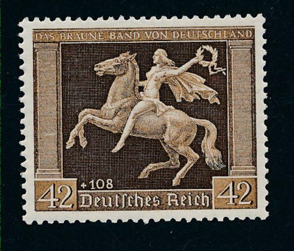 Deutsches Reich Mi.Nr.671 ** postfrisch