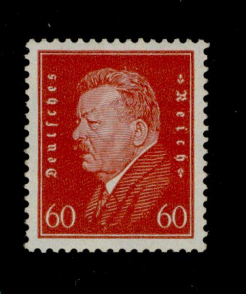 Deutsches Reich Mi.Nr.421 ** postfrisch geprüft