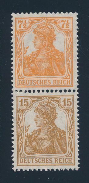 Deutsches Reich Mi.Nr.S 7 aa ** Lux Fotobefund BPP