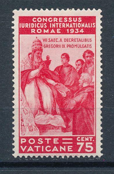 Vatikan Mi.Nr.48 * ungebraucht