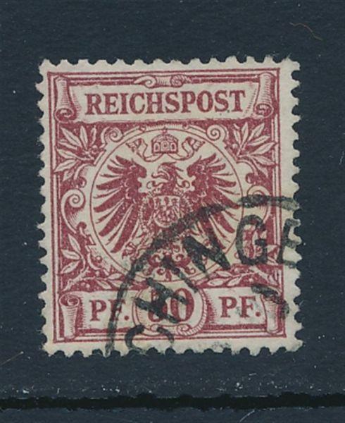 Deutsches Reich Mi.Nr.50aa gestempelt Lux Fotoatt. BPP