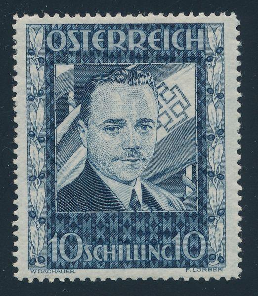 Österreich Mi.Nr. 588 ** postfrisch signiert