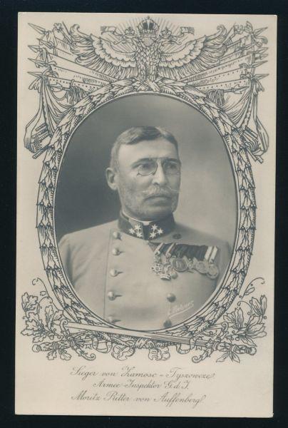 Moritz vonAuffenberg Fotokarte