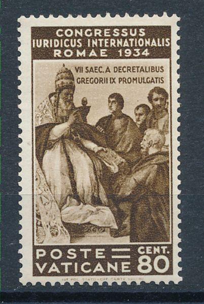 Vatikan Mi.Nr.49 ** postfrisch