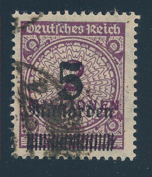 Deutsches Reich Mi.Nr.332a gestempelt Luxus Fotobefund