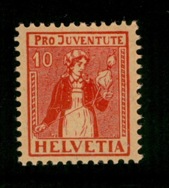 Schweiz Mi.Nr.135 ** postfrisch