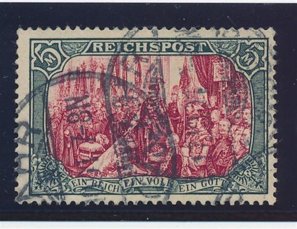 Deutsches Reich Mi.Nr.66 I gestemp. Lux Fotoattest BPP
