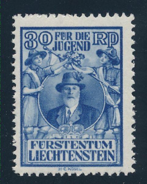 Liechtenstein Mi.Nr.118 ** postfrisch