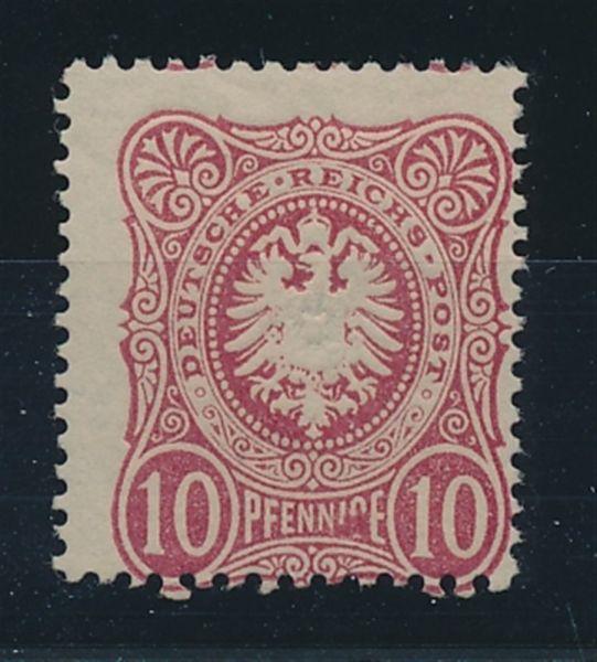 Deutsches Reich Mi.Nr.33a ** Luxus Fotobefund BPP